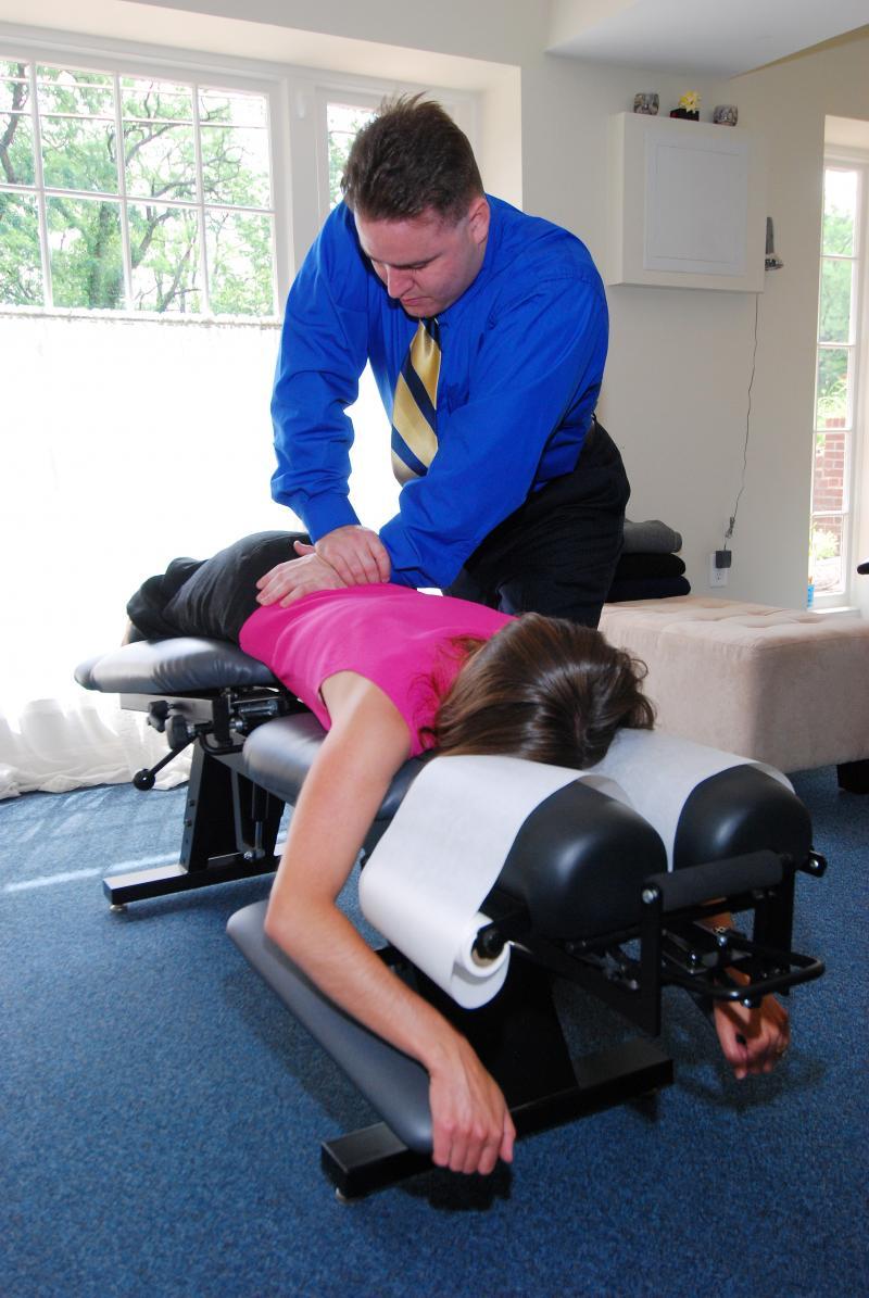 Chiropractor Alexandria VA | Back to Health Center